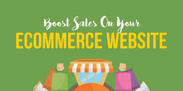 Boost Sales on Your eCommerce Website