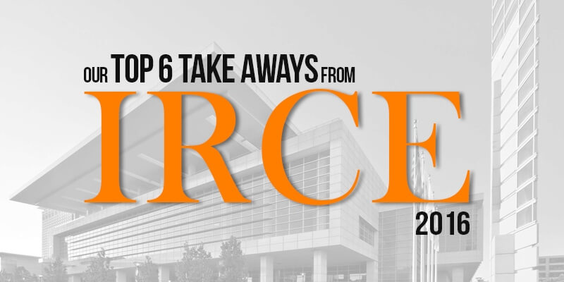 Our Top 6 Take Aways From IRCE 2016