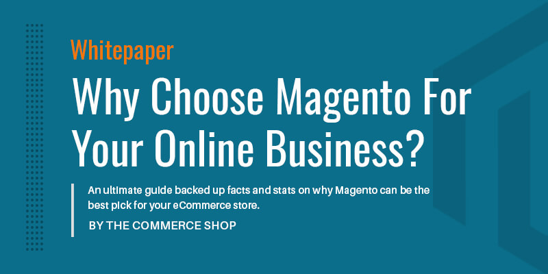 Why Choose Magento For Your Online Business?
