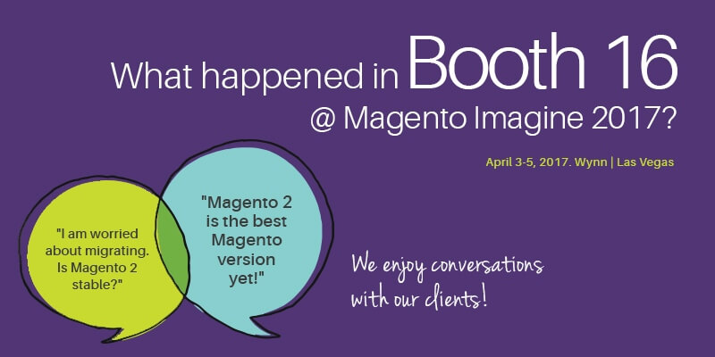 What Happened At Booth 16 At Magento Imagine 2017?