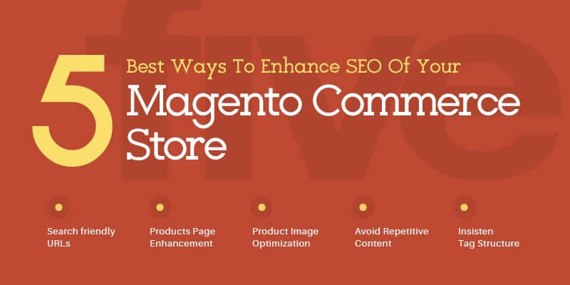 5 Best Ways To Enhance SEO Of Your Magento eCommerce Store