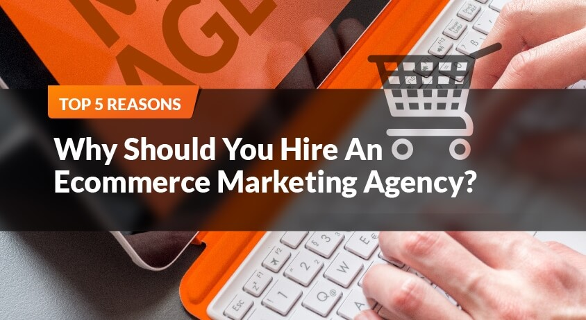 Why Should You Hire An Ecommerce Marketing Agency? - Top 5 Reasons