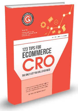 123 tips for eCommerce CRO ( updated )
