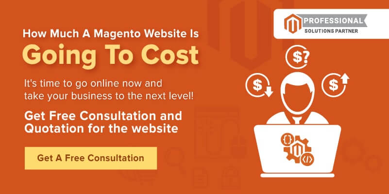 How Much A Magento Website Is Going To Cost