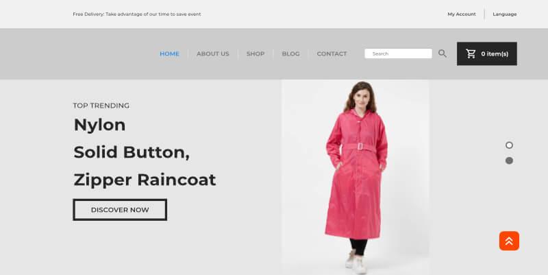 Seasonal and weather-based personalization