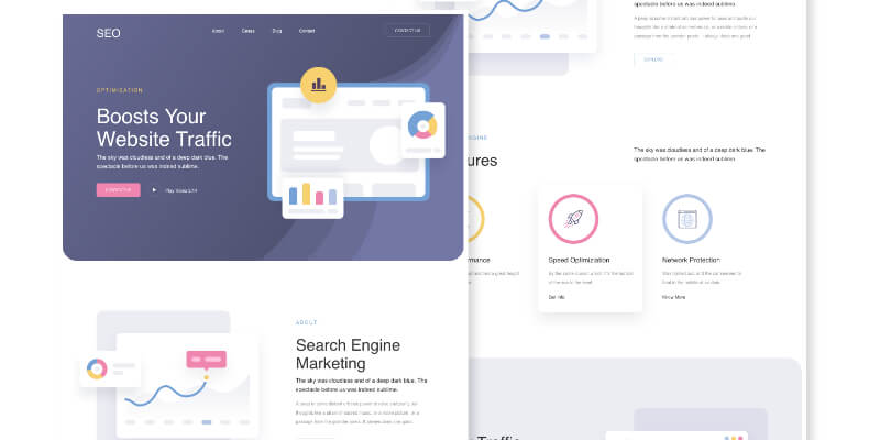 Create personalized landing page experiences