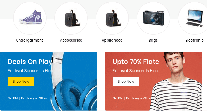 Pitch your discounts and offers