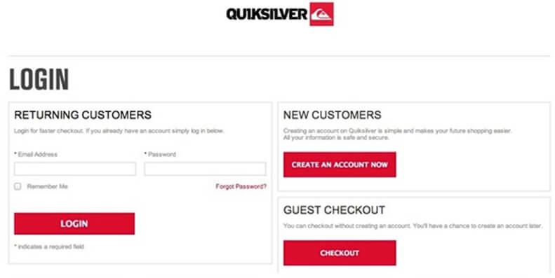 Provide Guest Checkout Option