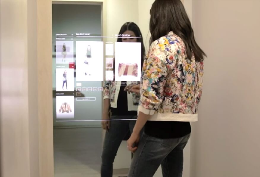 Rebecca Minkoff store in New York