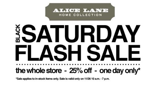 Run Flash Sales