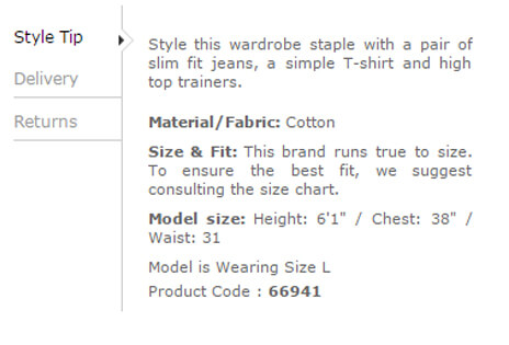 Style Guide And Tips