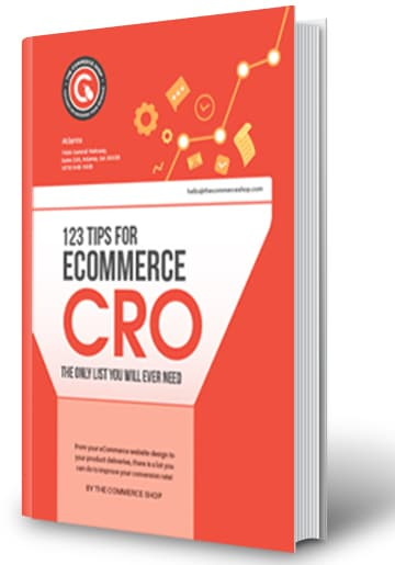 123 tips for eCommerce CRO