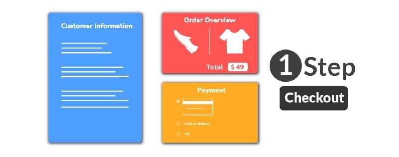 Uncomplicate your checkout process