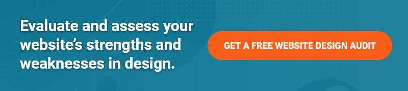 Get A Free Website Design Audit