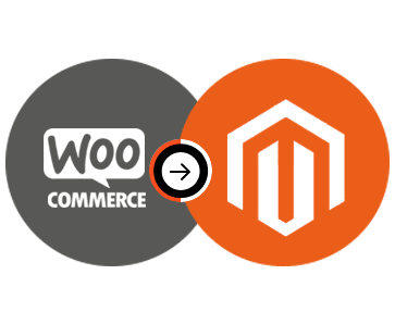 WooCommerce to Magento Migration