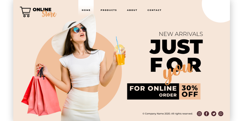 Here's how promotions work for your eCommerce store: