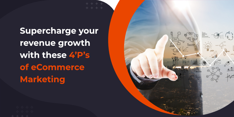Supercharge your revenue growth with these 4'P's of eCommerce Marketing