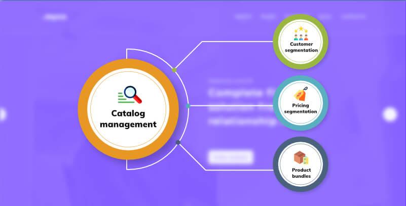 Personalized B2B Catalog Management
