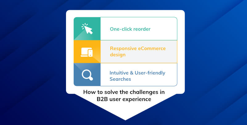 Challenges in meeting unique B2B user experience needs